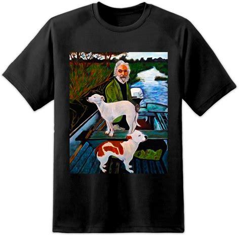 goodfellas dog boat painting goodfellas movie dog painting t shirt s 3xl godfather