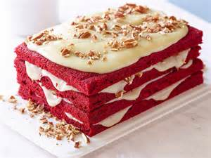 grandma s red velvet cake recipe sunny anderson food network