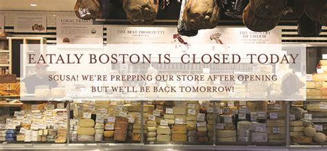 Eataly Boston Gift Card - eataly boston is closed december 5 eataly