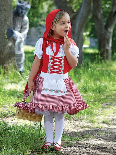 red riding hood costume kids costumes red riding