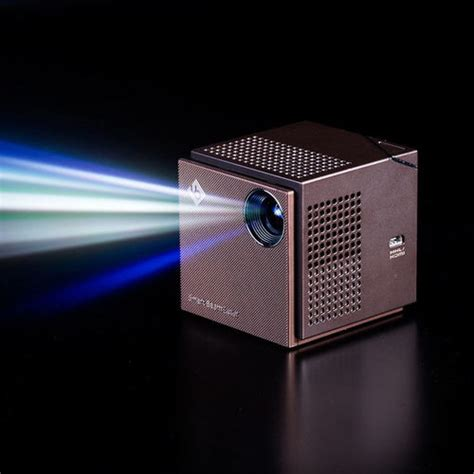 Proyektor Laser uo smart beam laser projector at brookstone buy now