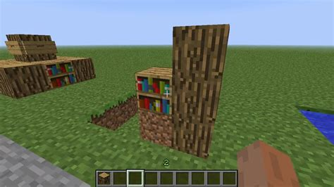 secret bookshelf structures minecraft mods curse