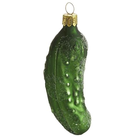 pickle ornament pier1 us ornaments pinterest
