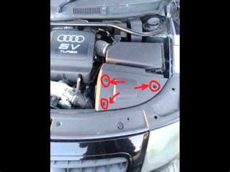 Audi Tt Batterie by How To Remove Or Replace Battery Audi Tt Mk1 8n Quattro