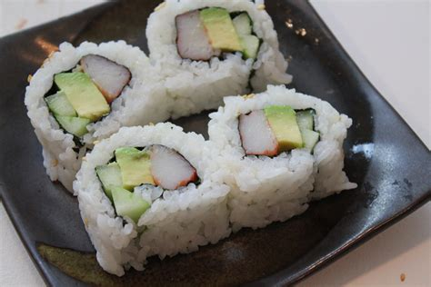 to roll how to make a california sushi roll recipe my sushi