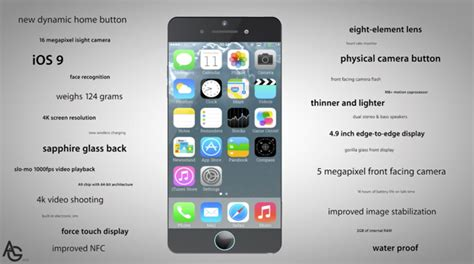 Hp Iphone 7 Concept new iphone 7 concept is absolutely overkill in the specs department