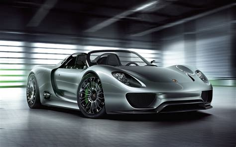 porsche 918 wallpaper 2011 porsche 918 spyder wallpapers hd wallpapers id 7313
