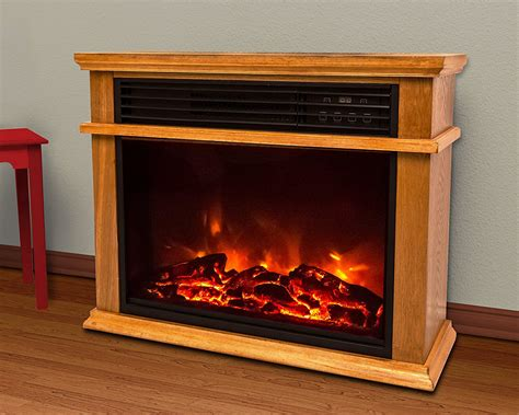 top rated electric fireplace