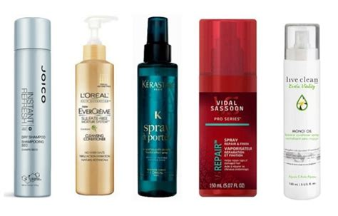 best hair products summer s best hair care products canadian