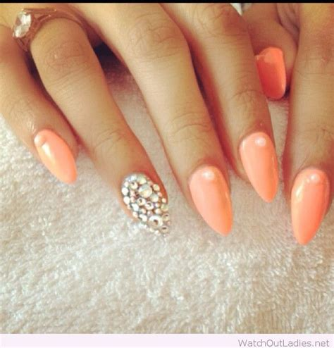 Skin Food Fruit Drink Nail 5 Orange 200 best almond nails design images on nail