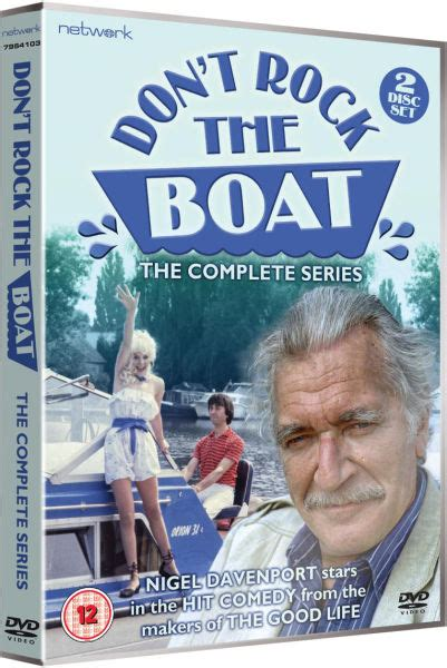 don t rock the boat dont rock the boat complete serie zavvi nl