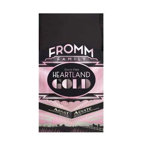 fromm grain free food fromm grain free heartland gold lads pet supplies