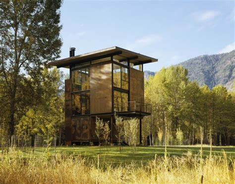 Shelter Cabin by Delta Shelter By Kundig Architects Homeli