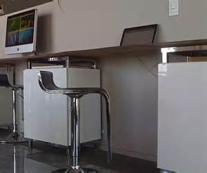 bureau customis 233 avec besta d ikea bidouilles ikea