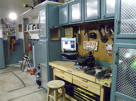 garage shop tour   The Junk Man's Adventures