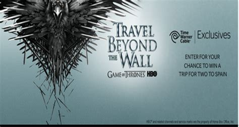 Time Warner Cable Sweepstakes - time warner cable win a 4 000 trip for 2 to spain and a giveawayus com
