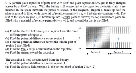 capacitance of parallel plate capacitor using laplace equation parallel plate capacitor boundary conditions 28 images finite difference band matrix method