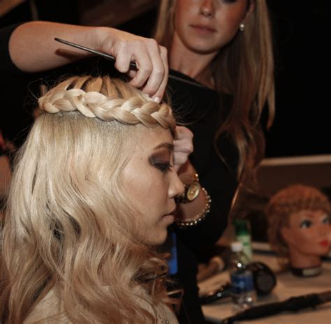 hair and makeup letterkenny hottest hair according to new york fashion week north