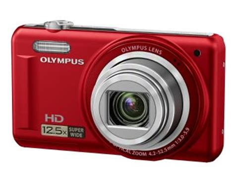 new olympus cameras: compact zoomers and a sub $100