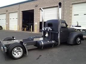 Rat Rod Truck Wheels Rat Rod Single Axle Trucks Big Rigs