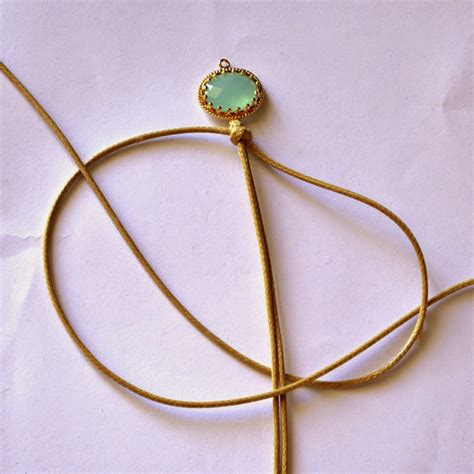 Make Macramé Cord Bracelet Patterns Home - gemstone macrame bracelet