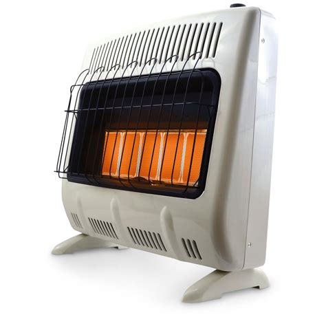 mr heater wall mount vent free mr heater vent free radiant natural gas heater 30 000