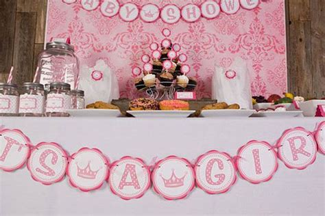 Interesting Tables by 10 Best Baby Shower Decoration Ideas You Can Try