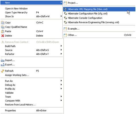 tutorial java hibernate hibernate exle dzone database