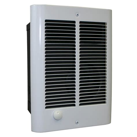 heater for room shop fahrenheat 1 500 watt 240 volt forced air heater 9 in l x 12 in at lowes