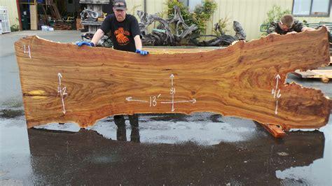 elm live edge table live edge elm burl slabs woodworking redwood