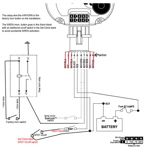 whelen siren 295slsa6 wiring diagram 36 wiring diagram
