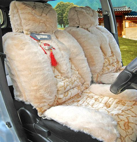 tiger seat covers for cars buy wholesale winter fleece tiger print grain auto seat