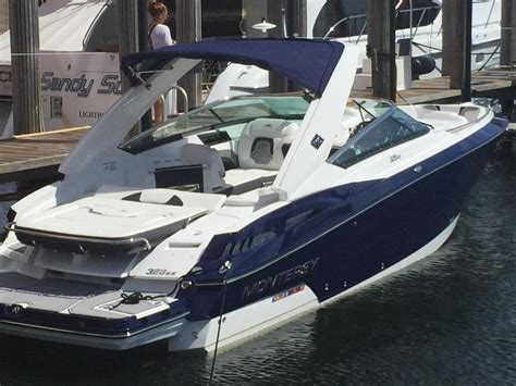 monterey boats 328ss price monterey 328ss boats for sale