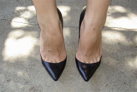 high heels toe cleavage the toe cleavage high heels the o