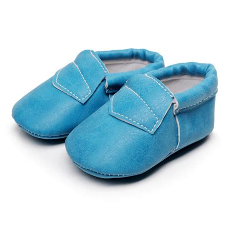 baby soft sole leather shoes toddler infant boy
