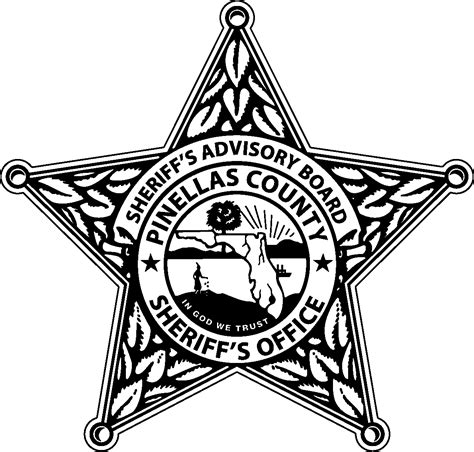 Pinellas County Sheriff Records Sheriff S Advisory Board Meeting