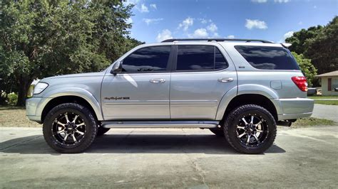 toyota sequoia lifted toyota tundra sequoia html autos weblog