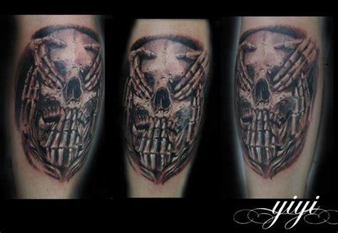 omerta tattoo omerta craneo