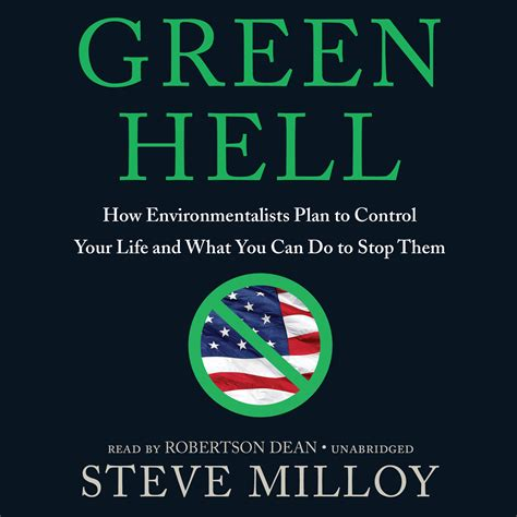 green hell audiobook by steve milloy for just 5 95
