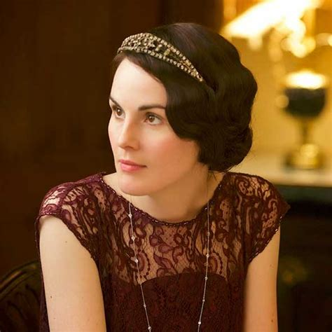 lady mary new haircut 13 iconic tv hairstyles good housekeeping