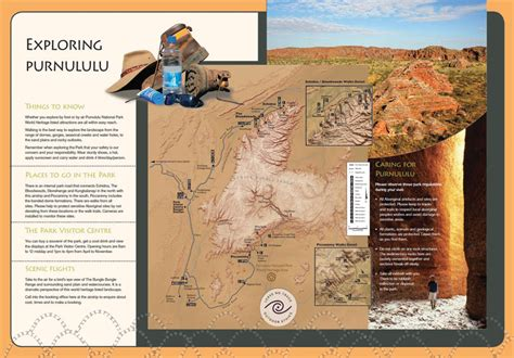 visitor pattern utility interpretive signs nature tourism services