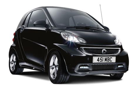 smart fortwo edition carbuyer