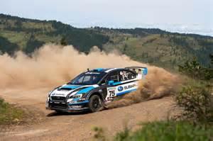 Subaru Rally Team Usa Vermont Sportscar
