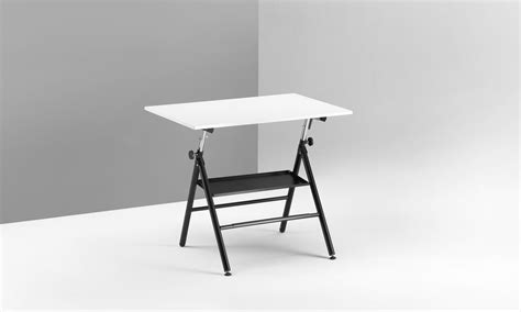 Foldable Drafting Table Foldable Drafting Table Folding Anco Drafting Table Homestead Seattle Black Adjustable