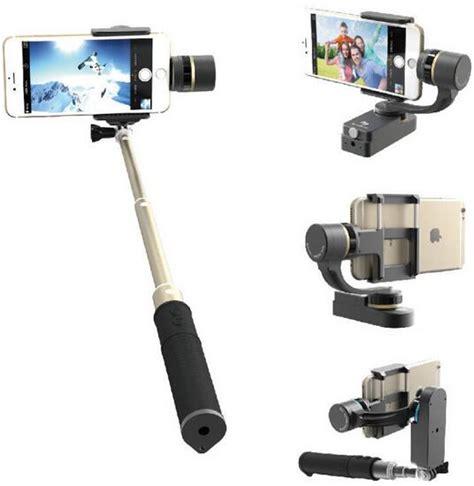 Feiyu Tech Tongsis Smartstab 2 Axis Selfie Gimbal For S Diskon 1 feiyu tech smartstab 2 axis wearable smartphone selfie