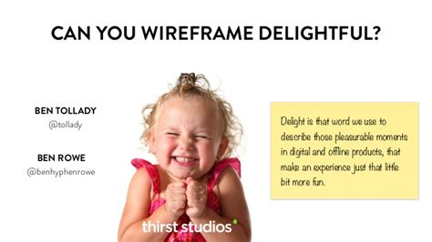 can you wireframe delight