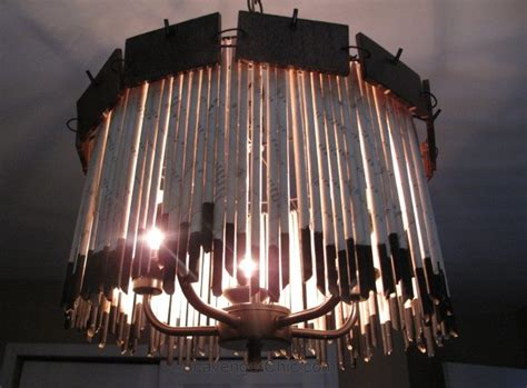 Recycled Chandelier Ideas Book Pages Second Choice Chandelier My Repurposed 174