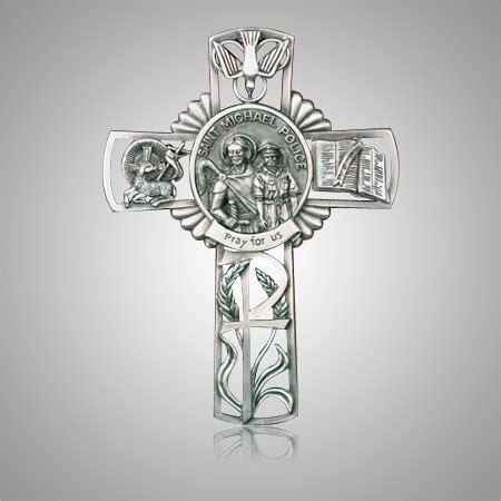appliques michaels st michael cross medallion appliques
