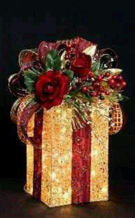 Christmas Cheer Pinterest Present Lights