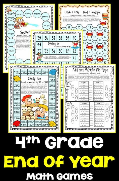 new year activities for 4th grade 17 best images about fabulous fourth grade on